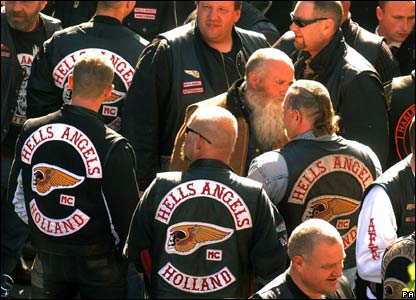 HELLS ANGELS,THE STORY IS THE SAME ALL OVER THE WORLD.
