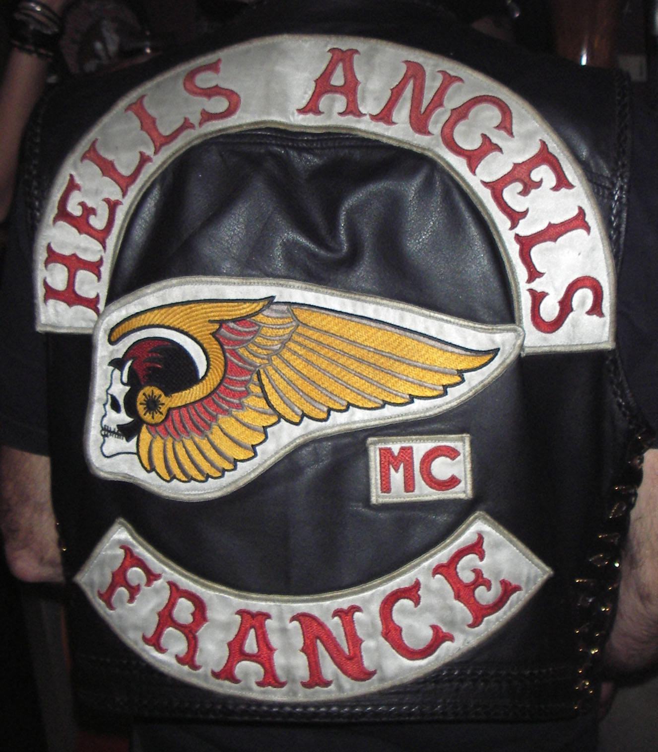hells angels the story is the same all over the world. Black Bedroom Furniture Sets. Home Design Ideas